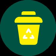skip waste bin for hire