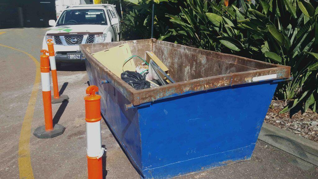 rubbish removal in perth