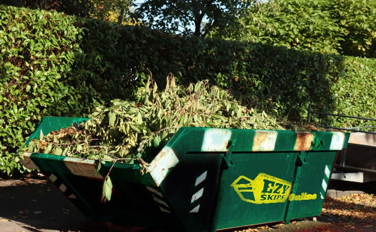 green waste skip bin hire