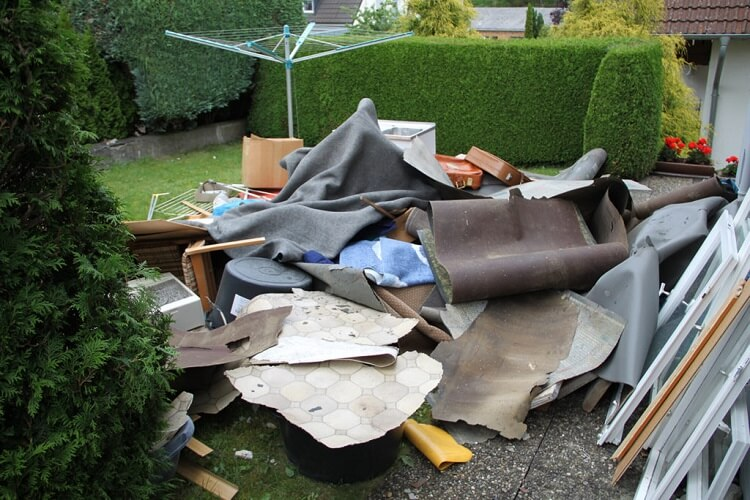 rubbish removal perth