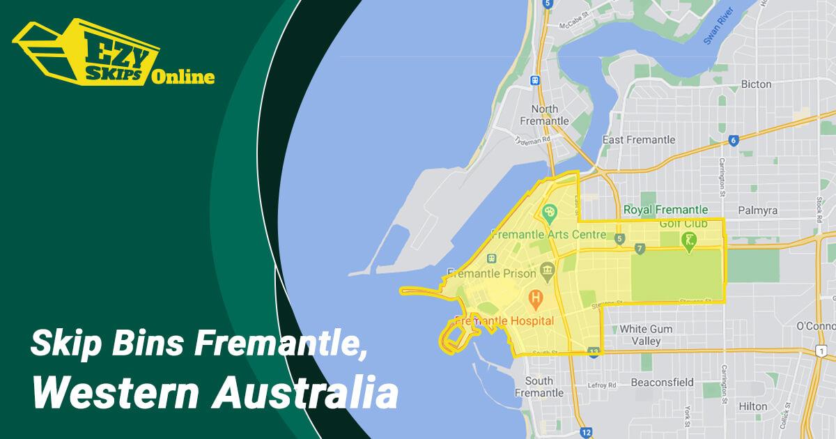 Skip bins Fremantle