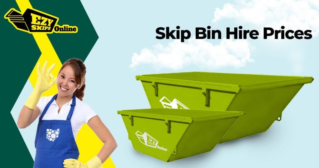 The prices of skip bins Fremantle