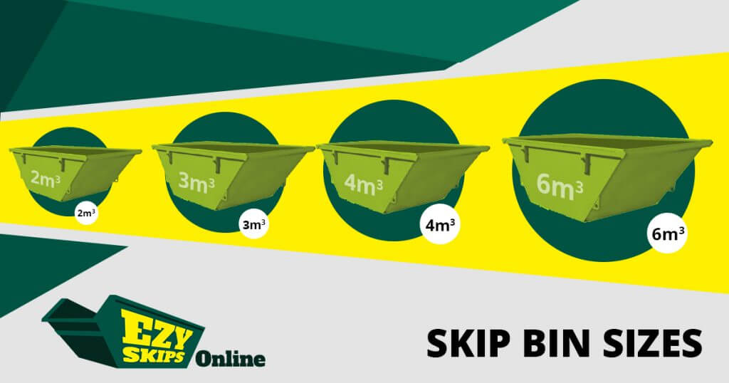 The sizes of skip bins Fremantle