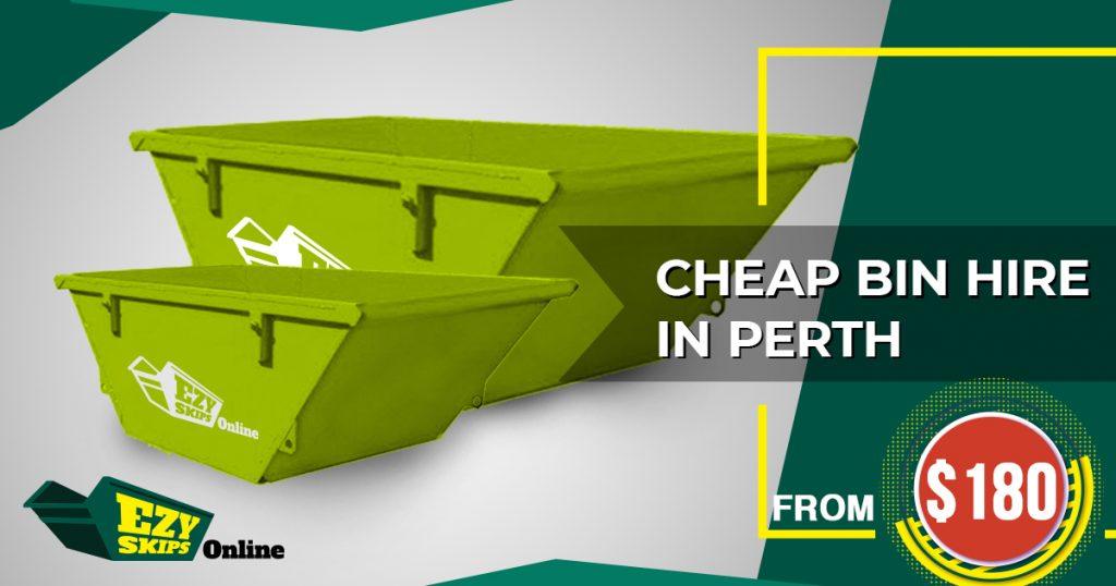 Cheap Bin Hire Perth